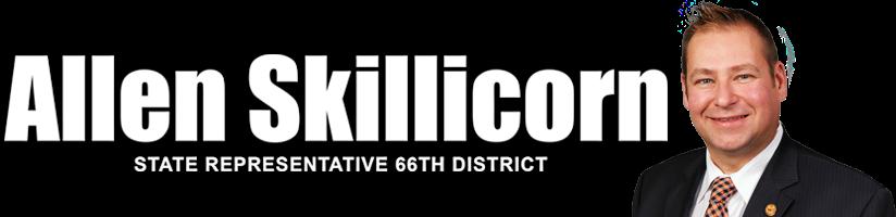 Illinois State Representative Allen Skillicorn