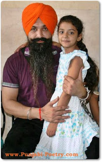Bhai Balwant Singh Rajoana and His Niece