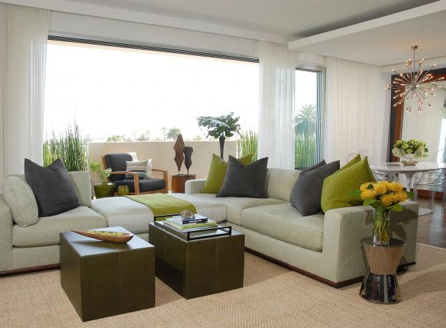 Idee design arredamento soggiorno moderno