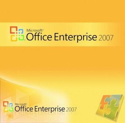 Ms 2007 office crack