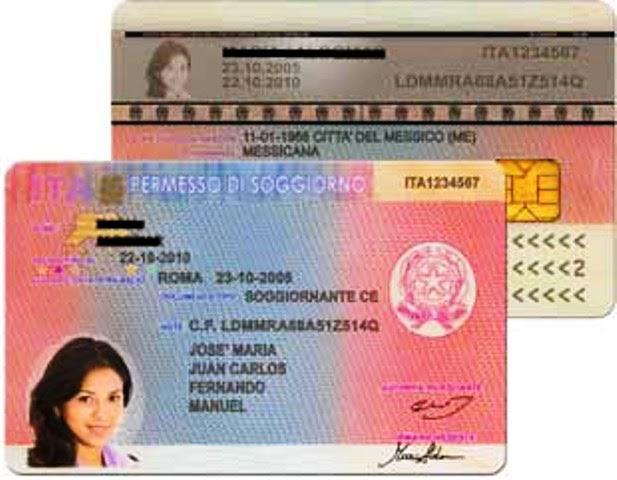 Cómo tramitar la Ciudadanía Italiana en Italia !: Permesso di Soggiorno