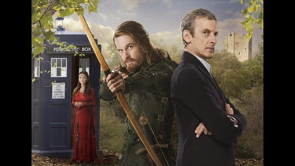 Doctor Who s08e03 - Robot of Sherwood