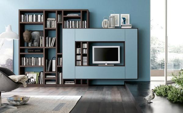 Consigli per la casa e l 39 arredamento tendenze - Camera da letto azzurra ...