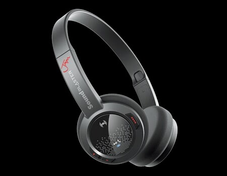 review creative sound blaster jam bluetooth headphones the test pit. Black Bedroom Furniture Sets. Home Design Ideas
