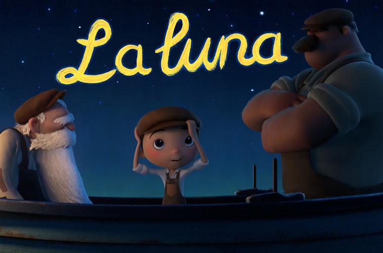 """La Luna """"Cortometraje de dibujos animados"""""""