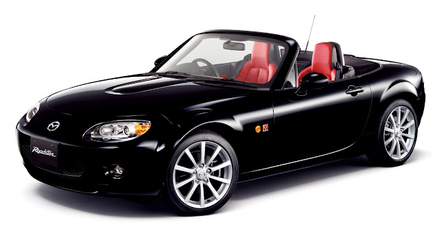 Japanese Car Of The Year Edition Mazda Roadster