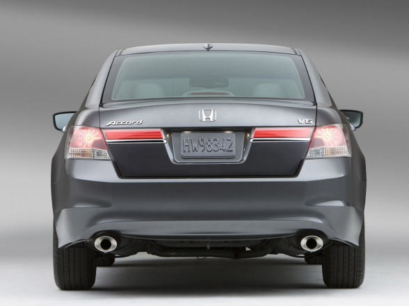 Cars Showroom  Honda Accord 2011