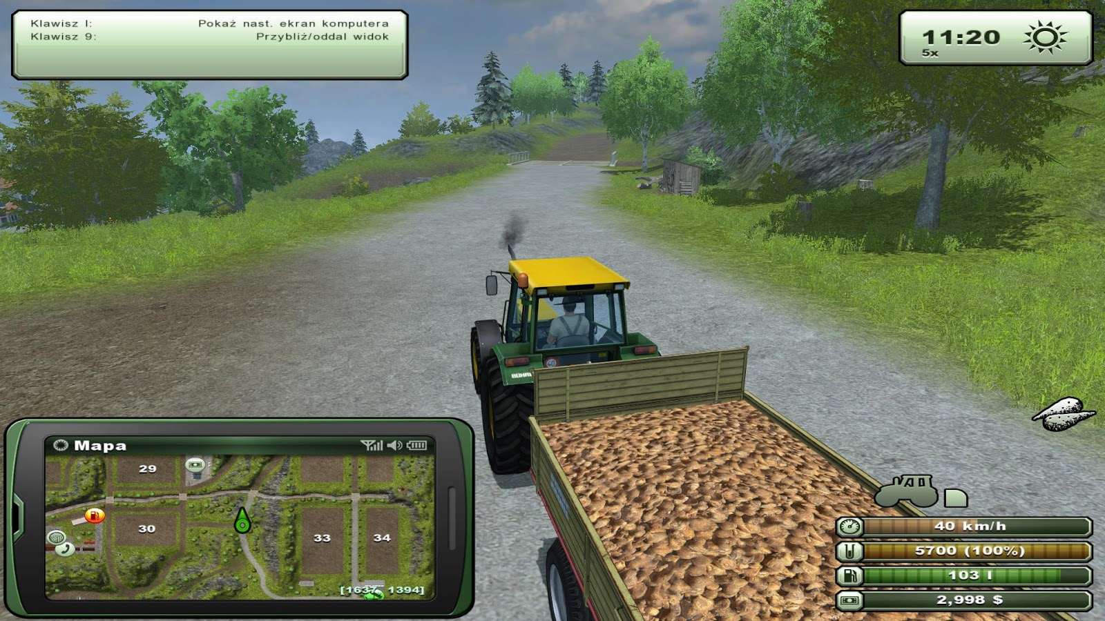 Full Game Over | Mindaxe Blog: Free Download Farming Simulator 2013
