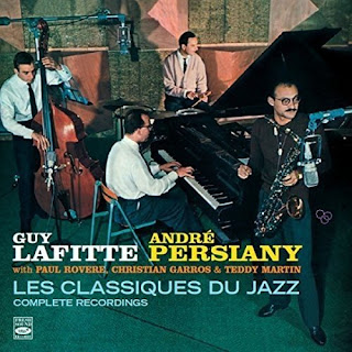 Guy Lafitte and  André Persiany - Les Classiques du Jazz