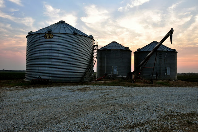 Grain Bins Hickory Ridge Studio