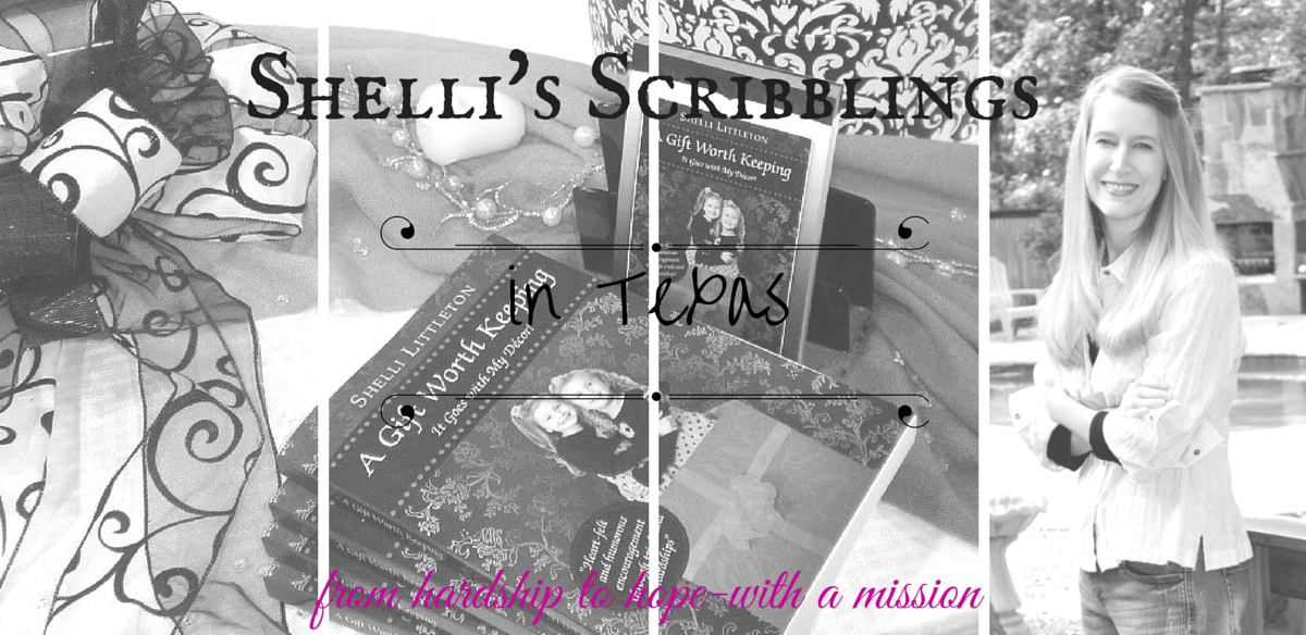 Shelli's Scribblings