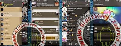 Download BBM Mod Thema Aksara Batik Apk Versi 2.8.0.21 Terbaru
