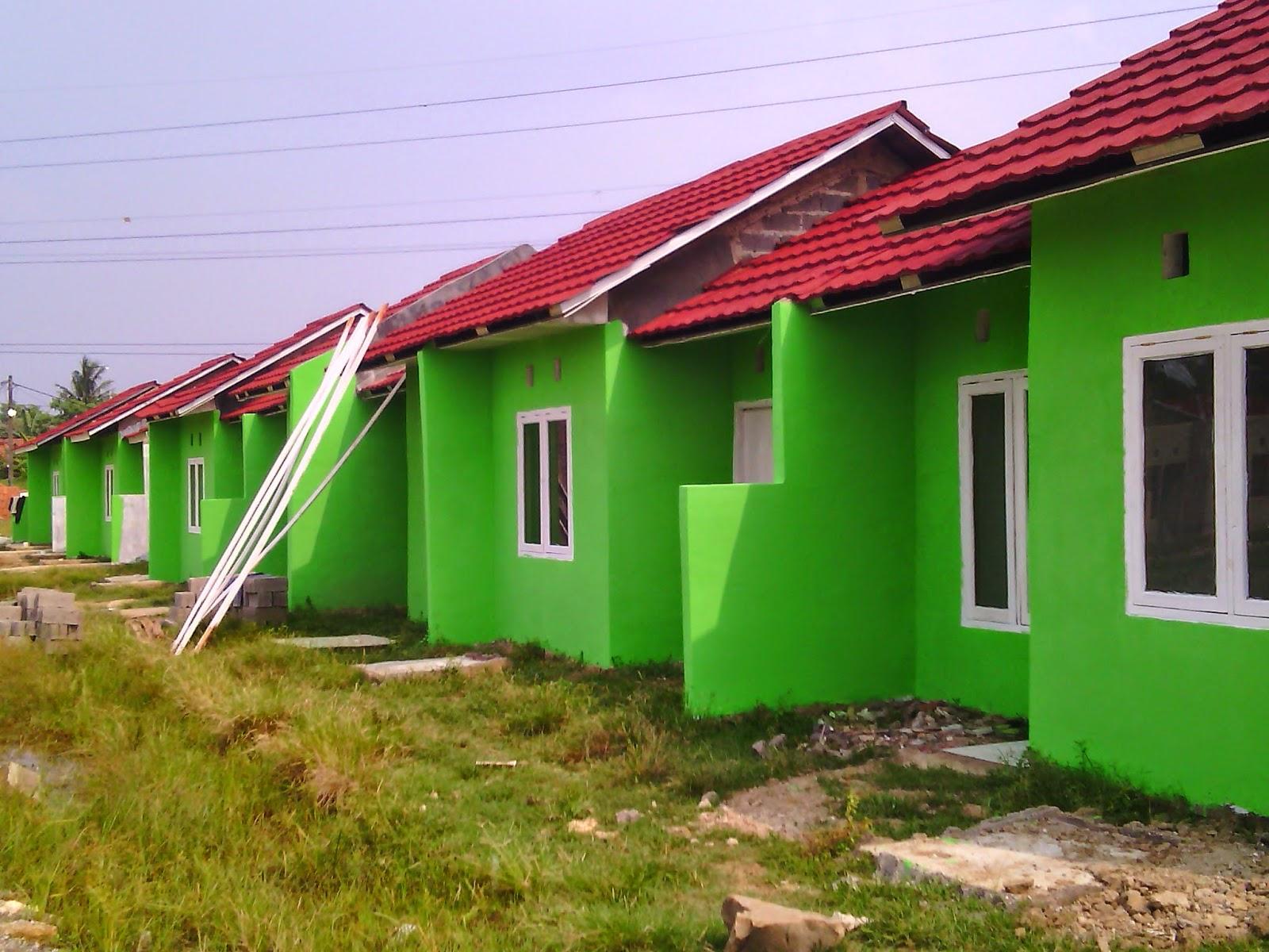 Ini nih Rumah Subsidi  Booking Fee Cuma 600 Ribu di Di Bekasi 2014