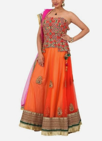 search label lehnga designs