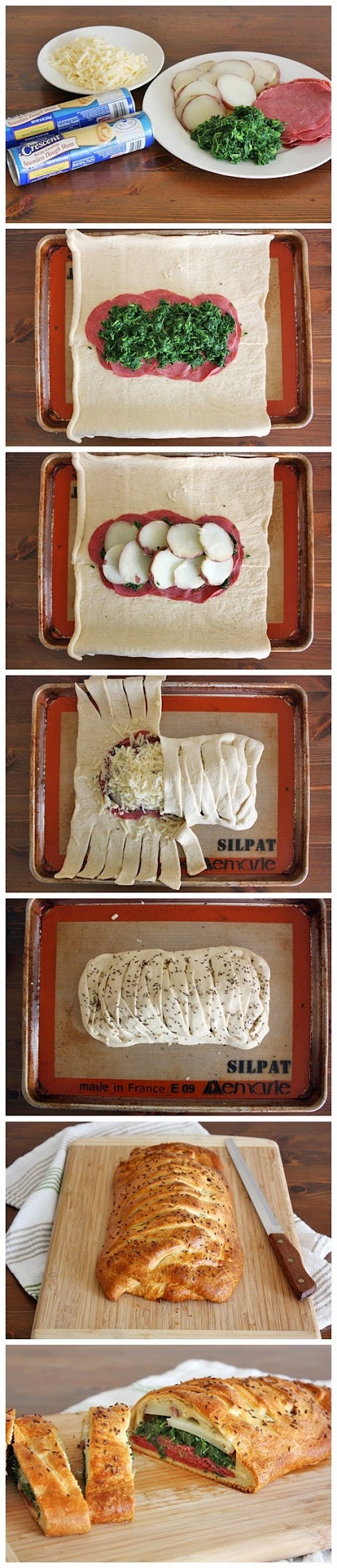 How To Make Irish Bread Braid