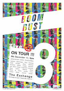 BOOM/BUST Live@8 Dublin Tour!