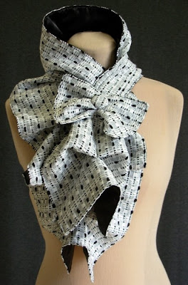 Сшить шарф
