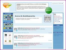 Picotea es similar a Twitter enteramente en español.