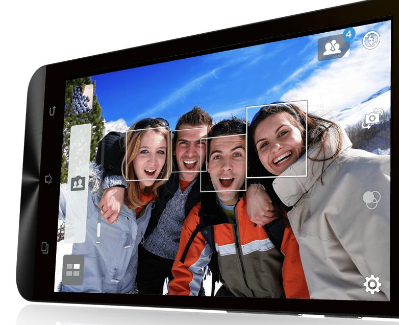 ASUS ZenFone Selfie Dilengkapi 13 Megapixel Pada Kamera Bagian Depan