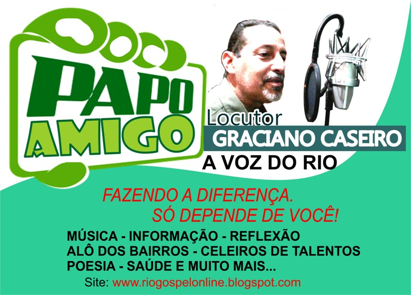 RIO GOSPEL ON LINE