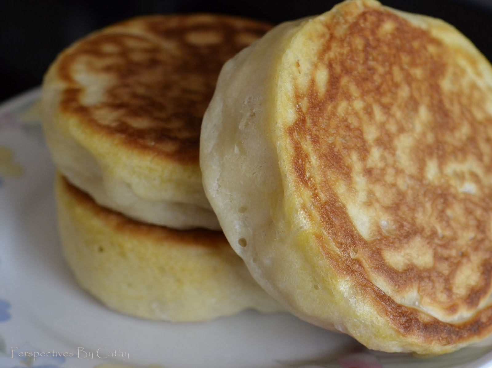 What's Cooking At Cathy's?: Crumpets