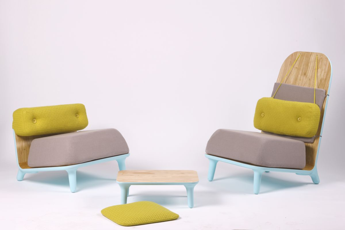 best chairs design  - low chair family