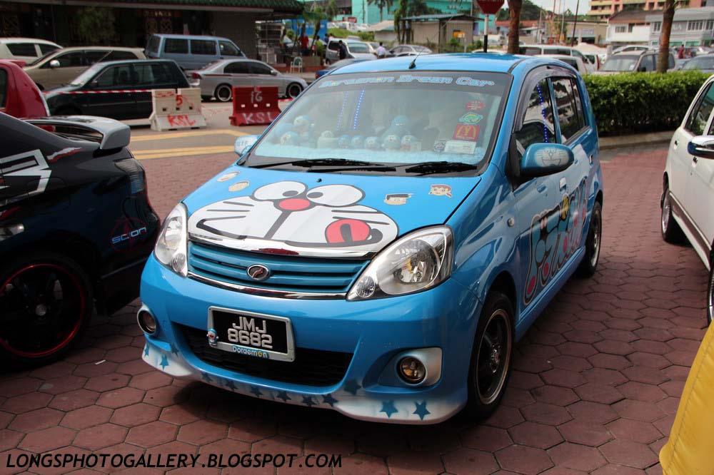 Modified Doraemon Viva Elite