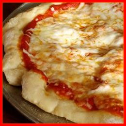 Massa de pizza para cozinhar