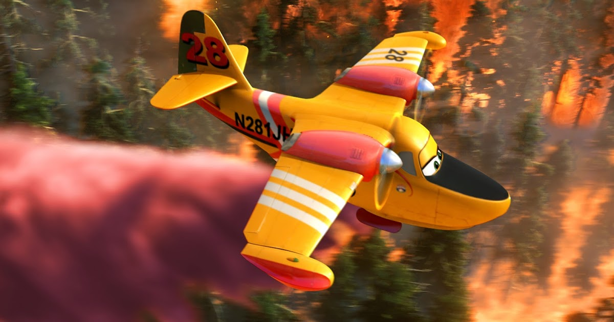 Dipper Planes Fire and Rescue Wallpaper HD