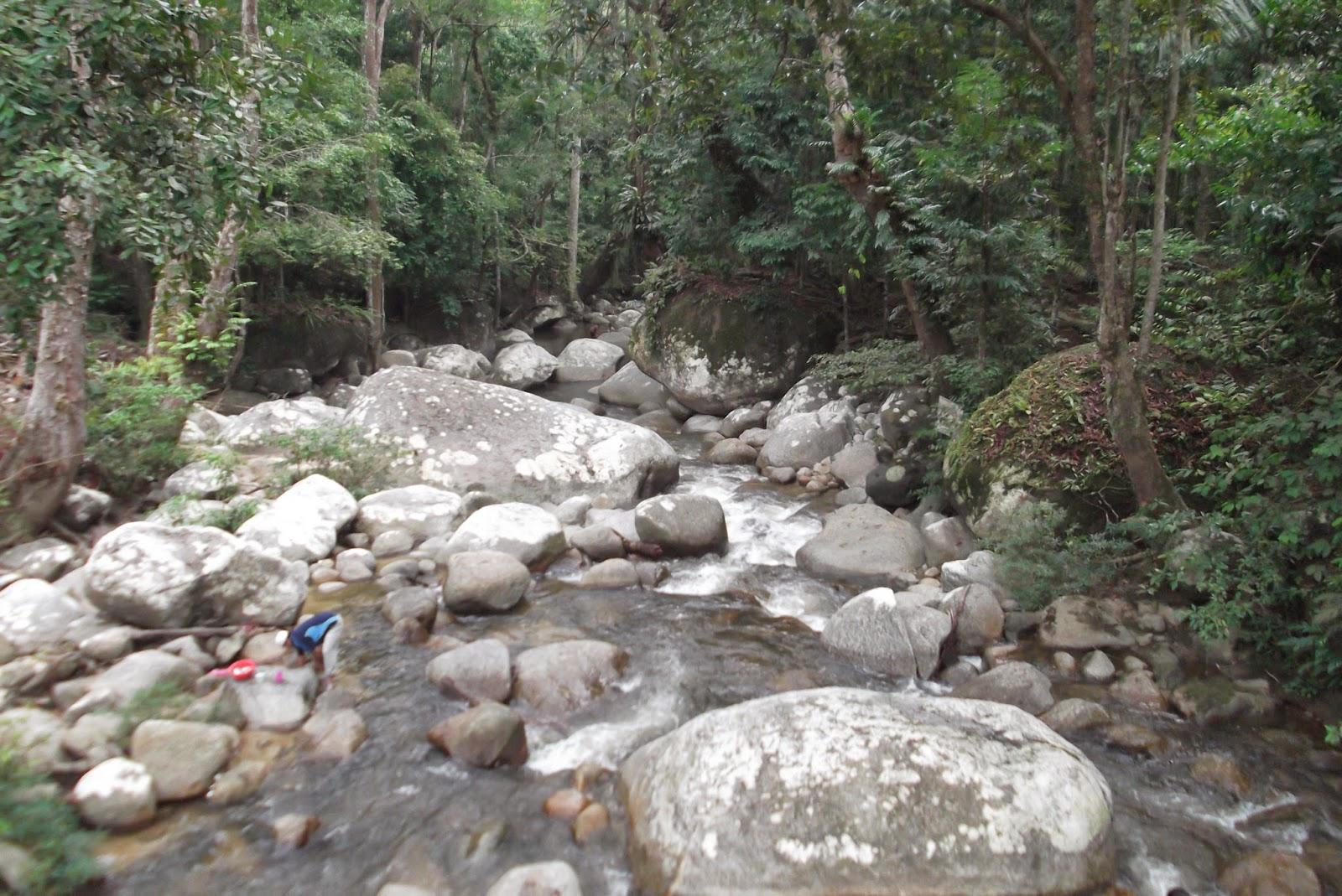 Air Terjun Hutan Lipur Ulu Kenas