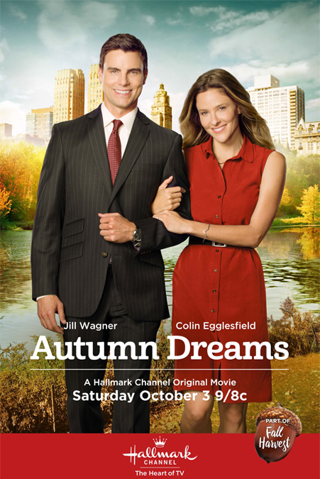 Its A Wonderful Movie Your Guide To Family Movies On Tv Hallmark Movie Autumn Dreams