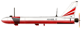 Ababil Iranian UAV