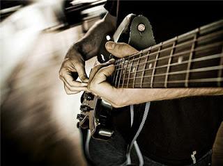 guitarra riff acordes