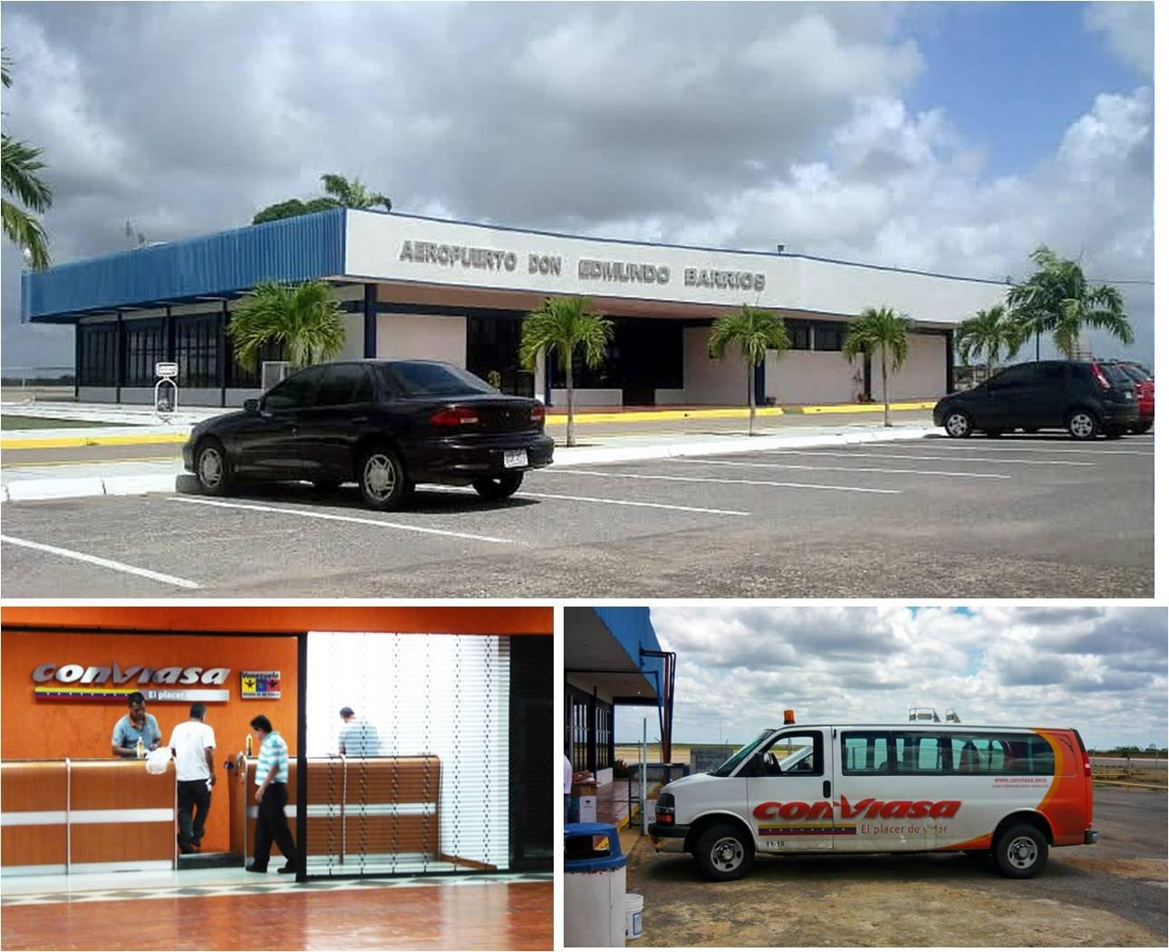 Conviasa reanuda hoy vuelos comerciales desde Aeropuerto Edmundo ...