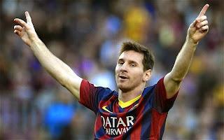 252 Gol! Lionel Messi Jadi Top Skor Baru Di La Liga