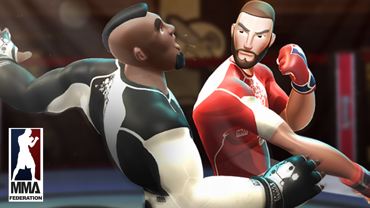 MMA Federation Gameplay IOS / Android