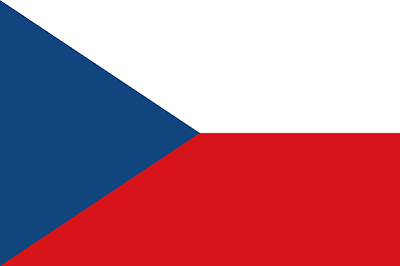 National Flag of the_Czech_Republic