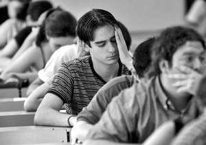 Soñar con un Examen