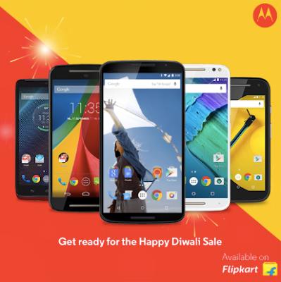 Motorola brings a range of offers across its portfolio this Diwali