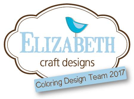 Elizabeth Craft Designs Coloring Design Team