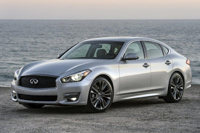 Infiniti Q70 Premium Select Edition (2016 North American Spec) Front Side