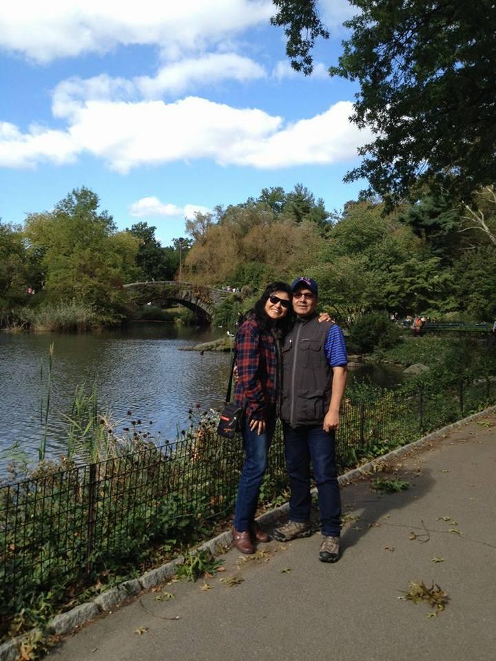 Central Park, NY-USA.
