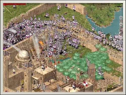 Stronghold Crusader Full Game Download Free