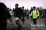 2013-First race after shattering my tibia/fibula