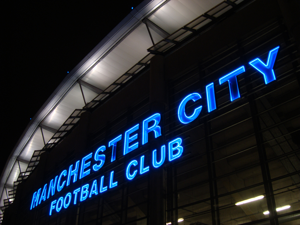 History of All Logos: All Manchester City Logos