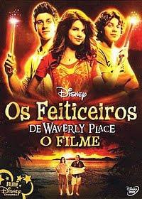 Os Feiticeiros De Waverly Place – O Filme