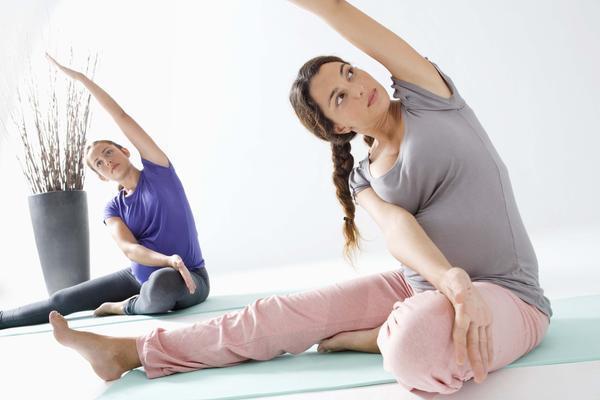 Bắt tay vào tập luyện những bài tập giảm mỡ bụng sau sinh