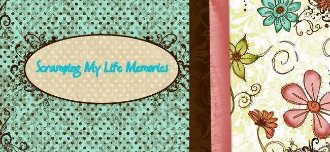 Scramping My Life Memories