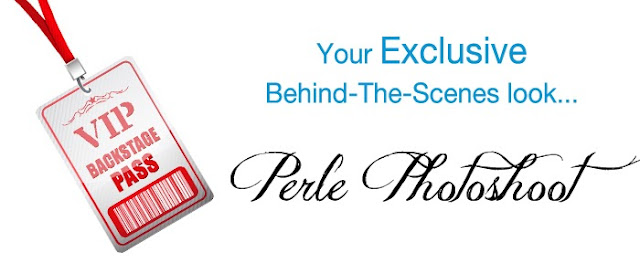 Backstage Pass- Behind the Scenes of a Perle Jewellery Photoshoot