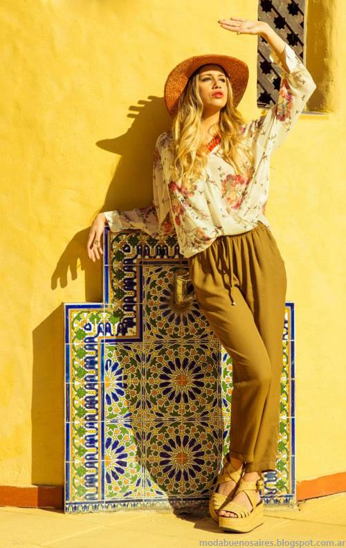 Moda verano 2014. Activity moda 2014.